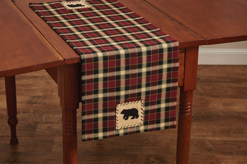 CONCORD BEAR PATCH T/R 13X36