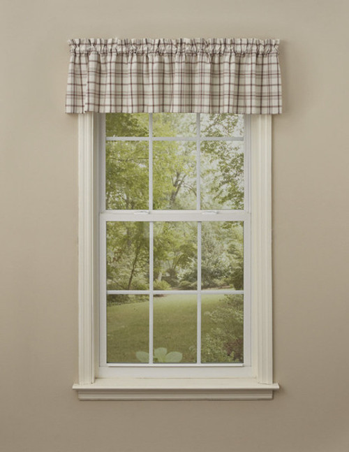 APPLE ORCHARD VALANCE 72X14
