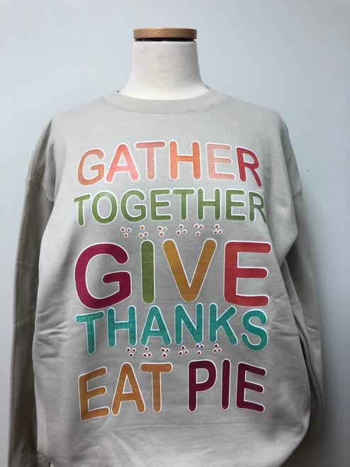 Eat Pie LTD Sweatshirt