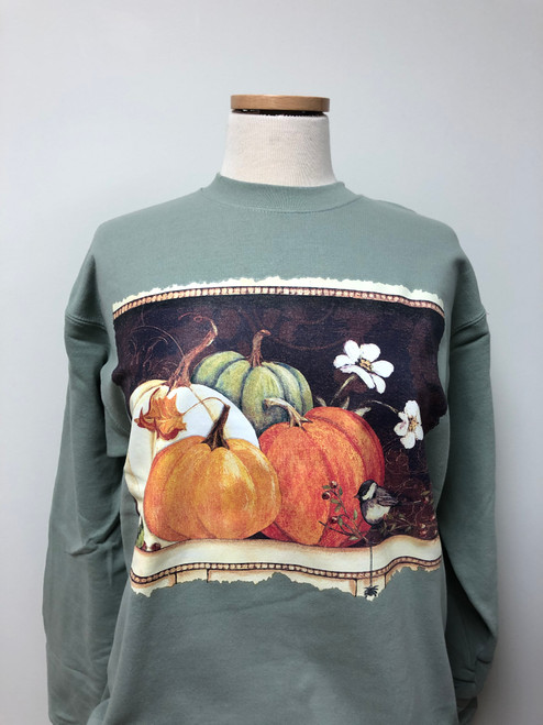 October Sweatshirt