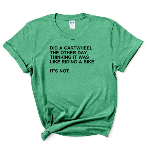Cartwheel T-Shirt