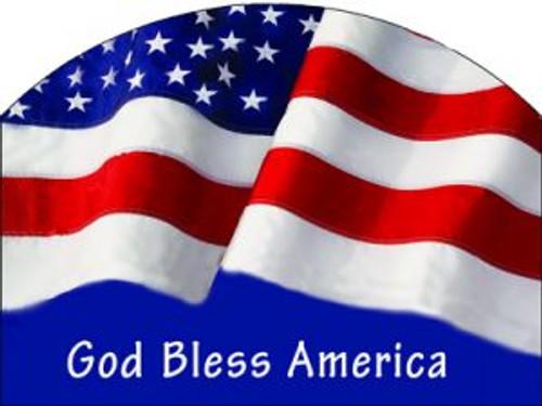 American Flag GBA Slider