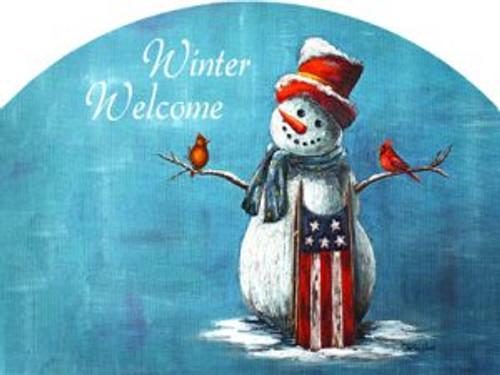 American Snowman Slider