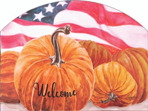 Americana Pumpkins Slider