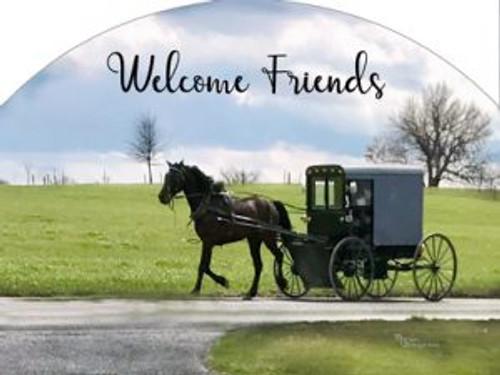 Amish Buggy Summer Slider