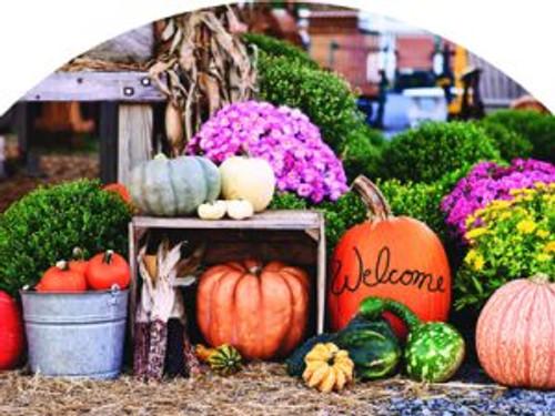 Autumn Farmers Market Slider