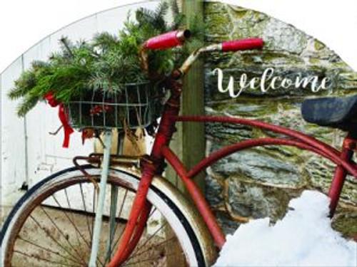 Bicycle Winter Slider