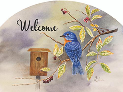 Bluebird Cherries Slider