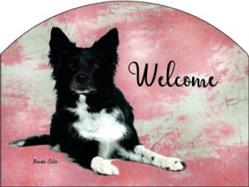 Border Collie Black Slider