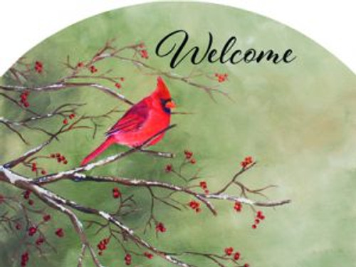 Cardinal Snowstorm Slider