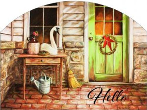 Country Porch Hello Slider