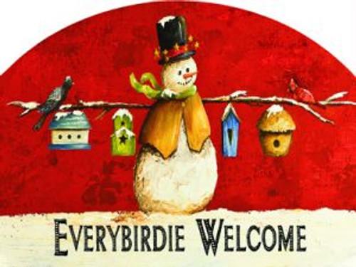 Everybirdie Welcome Slider