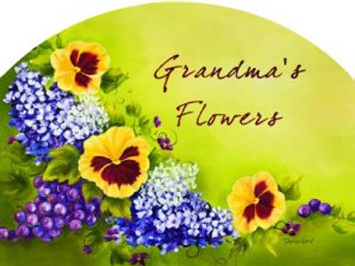 Grandma's Flowers Slider