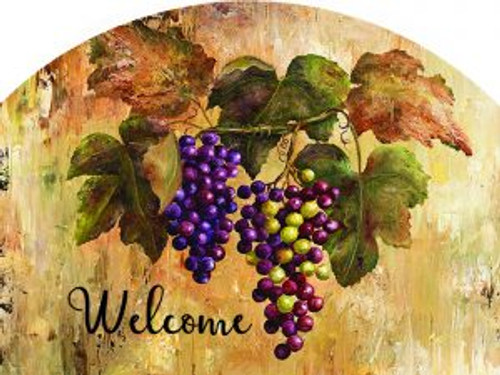 Grapes on Wall Slider