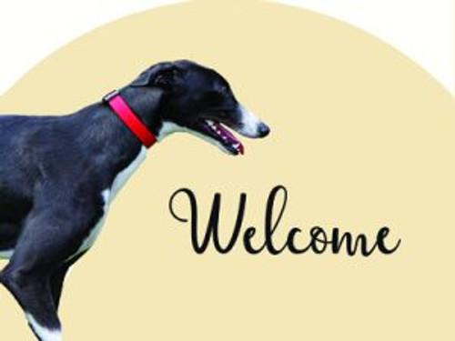 Greyhound Black Slider