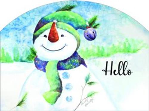 Happy Snowman Slider