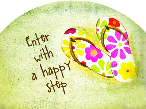 Happy Step Slider