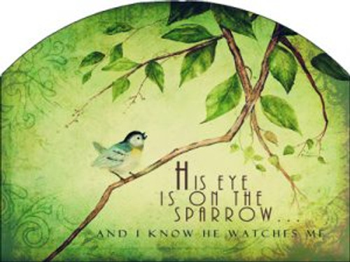 His Eye on the Sparrow Slider
