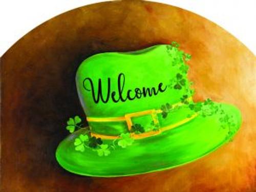 Irish Hat Slider