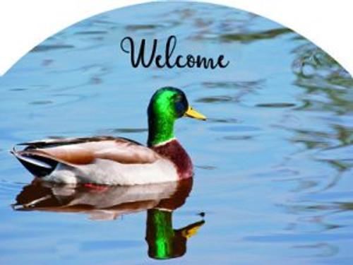 Mallard Duck Slider