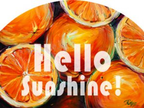 Oranges Hello Sunshine Slider