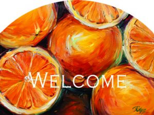 Oranges Welcome Slider