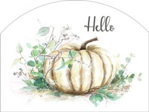 Penny Pumpkin Hello Slider
