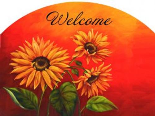 Red Sunflowers Slider