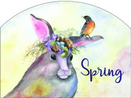 Robin Rabbit Spring Slider