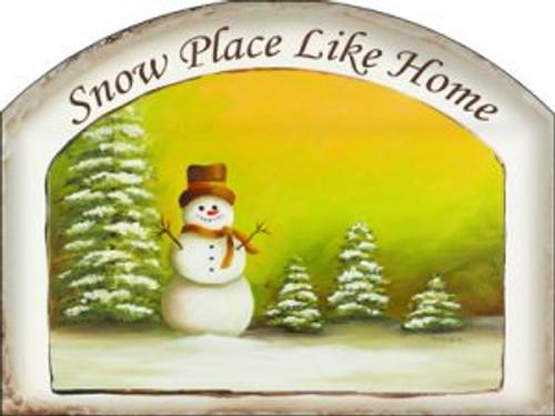 Snow Place Like Home Slider