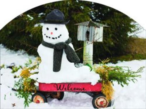 Snowman Maggie Slider
