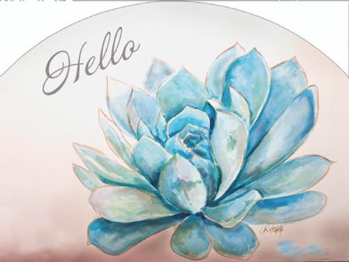 Succulent Hello Slider