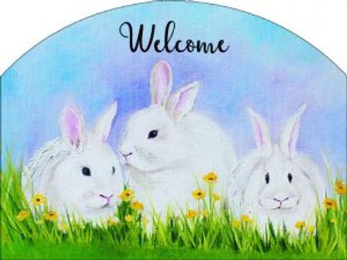 Triple Rabbits Slider