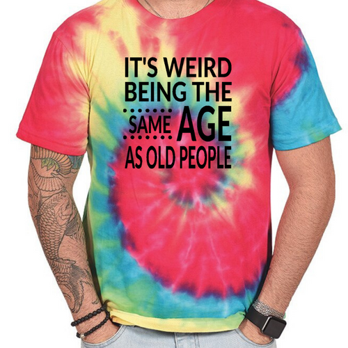 Same Age as Old T-Shirt