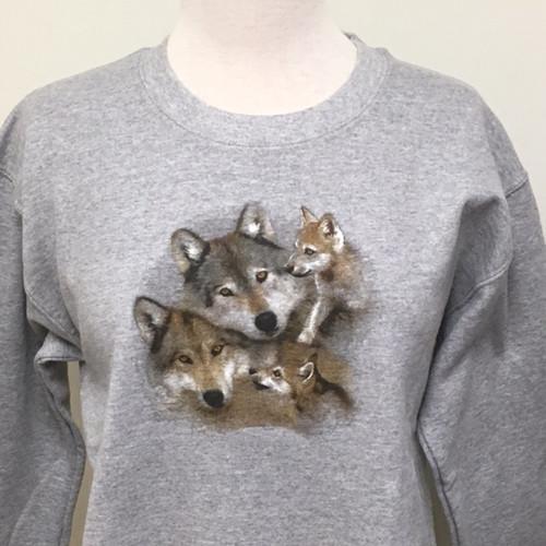 Wolf Harmony Sweatshirt