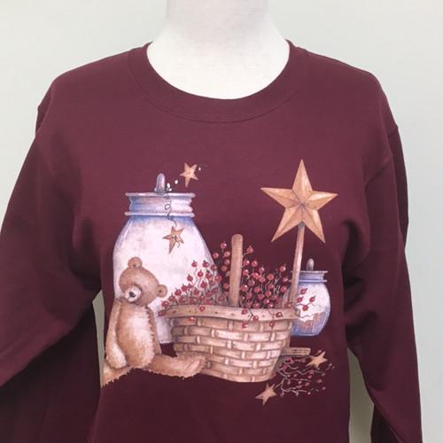 Berries & Jar Sweatshirt