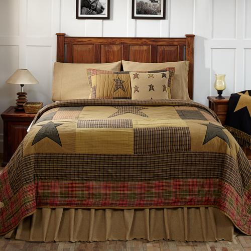 Stratton Luxury King Quilt 105x120