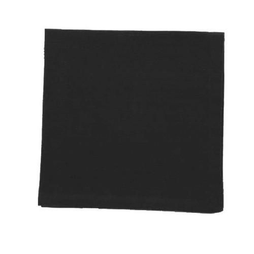 "Farm House Solid 18"" x 18"" Black"