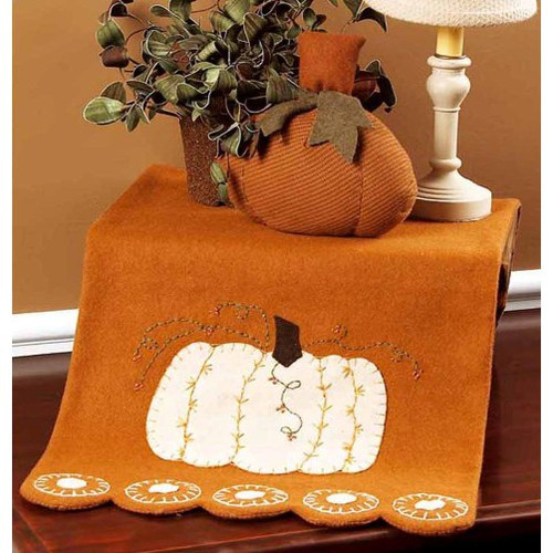 "Penney Pumpkin 14"" x 36"" Orange - Nutmeg"
