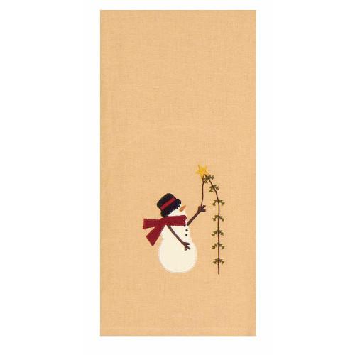 "Pine Tree Wishes 18"" x 28"" Nutmeg - Barn Red"