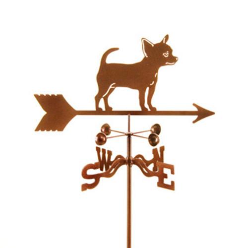 Chihuahua Weathervane