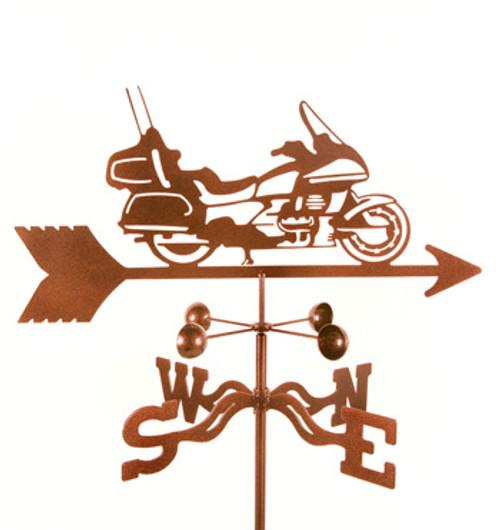 Motorcycle (Touring) Weathervane