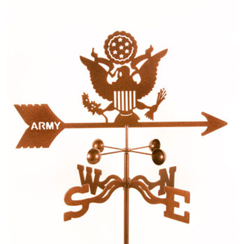 Army (Original) Weathervane