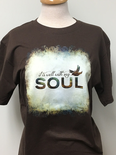 Well With My Soul T-Shirt