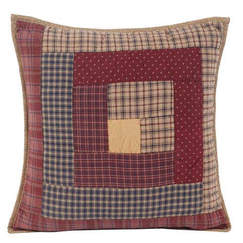 Millsboro Filled Pillow Quilted 16x16