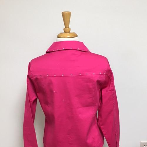Just My Style Jacket  - Fuchsia