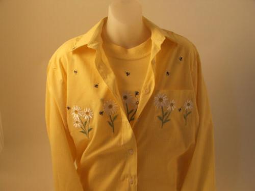 Daisy Daze L/S Shirt
