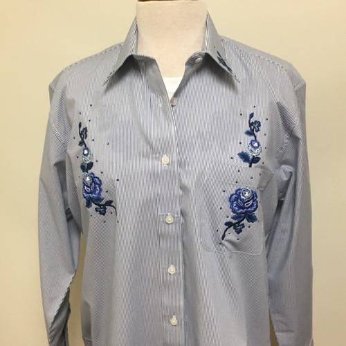 Royal Rose L/S Shirt