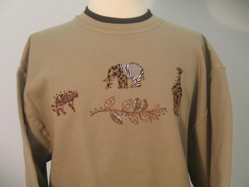 Jungle Impressions Sweatshirt