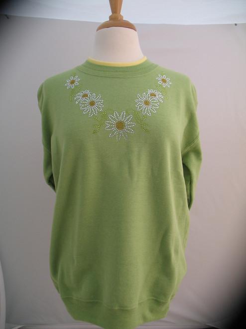 Daisy Stone Sweatshirt